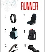 Holiday Gift Guide for the Runner