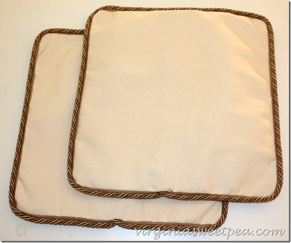 Handmade Pillow Covers
