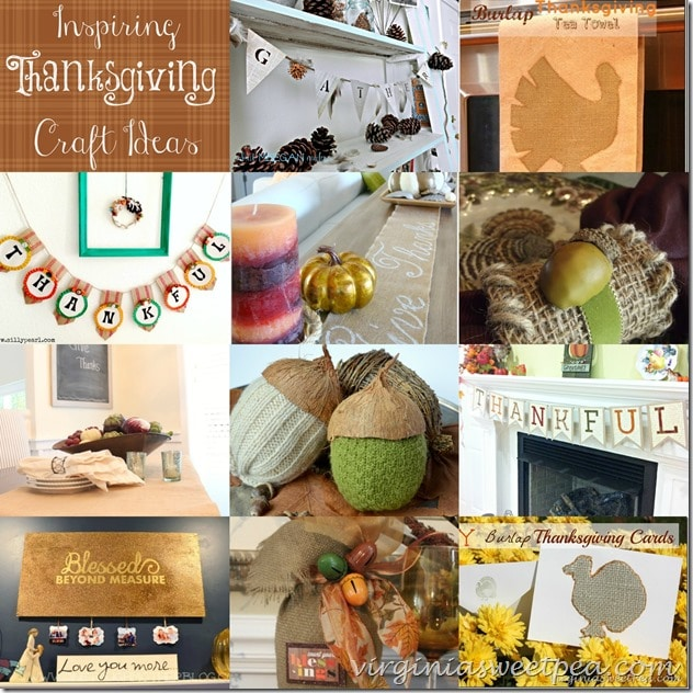 Inspiring Thanksgiving Craft Ideas