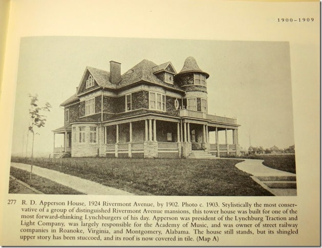 RD Apperson House