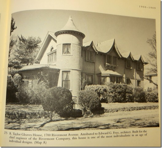 R Taylor Gleaves House