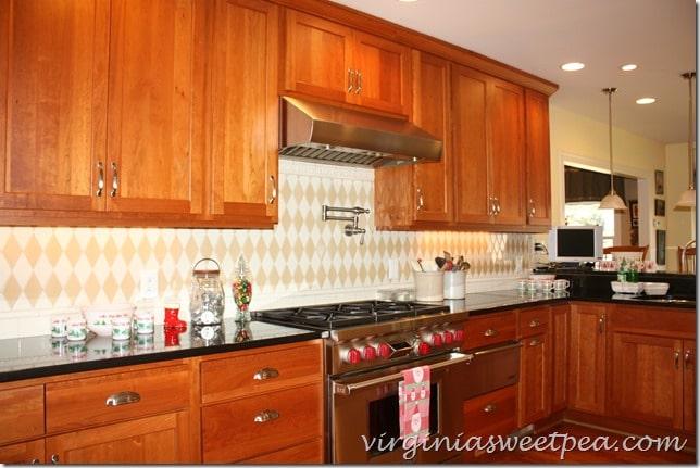 Christmas Kitchen by virginiasweetpea