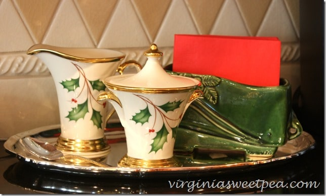Lenox Holiday in the Kitchen by virginiasweetpea.com
