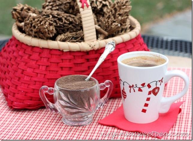 Low Calorie-Russian Tea