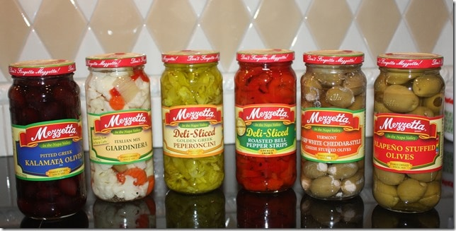 Mezzetta Dip Ingredients