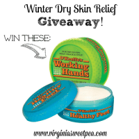 Winter Dry Skin Relief Giveaway by virginiasweetpea.com