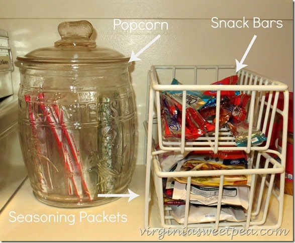 Pantry Organization Tips by www.virginiasweetpea.com