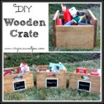 DIY Wooden Crates