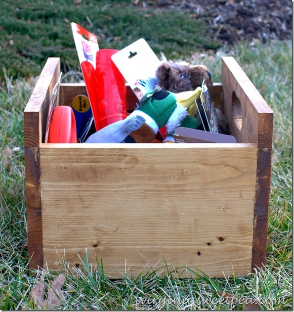 DIY Wooden Crate Tutorial - Custom Made to Any Size