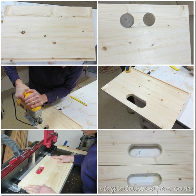 DIY Wooden Crate:  Step-by-step tutorial