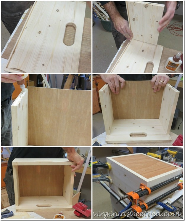 How to Make a DIY Wooden Box