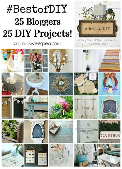 25 Best DIY Projects