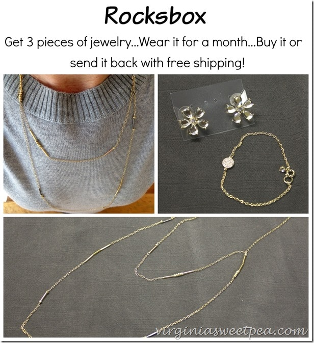 Rocksbox Jewelry - Try Before You Buy
