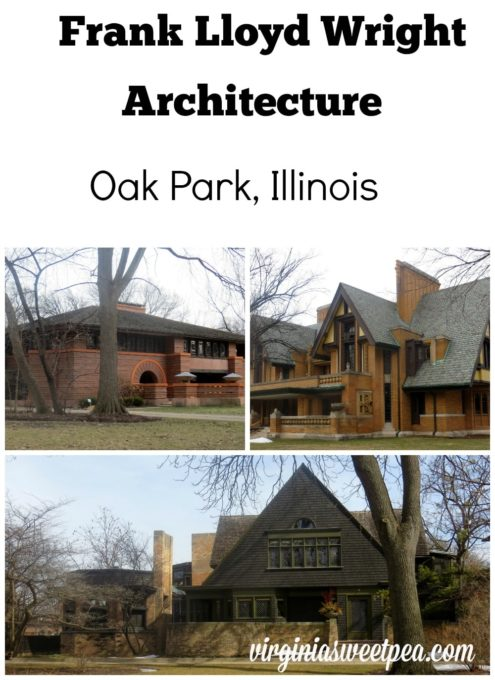 Frank Lloyd Wright Homes In Oak Park IL