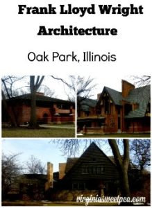Frank Lloyd Wright Homes in Oak Park, IL
