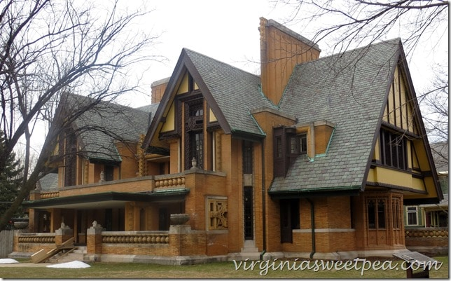 frank-lloyd-wright-oak-park-architectue
