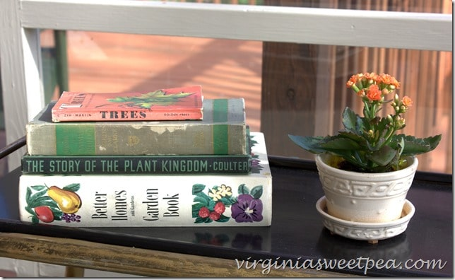 Vintage Garden and Plant Books