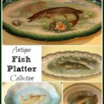 Antique Fish Platter Collection