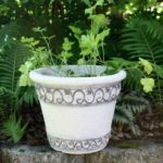 How to Makeover Flower Pots with Paint