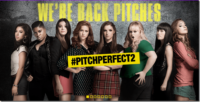 Pitch Perfect2 Movie Trailer