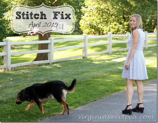 May 2015 Stitch Fix Review - virginiasweetpea.com