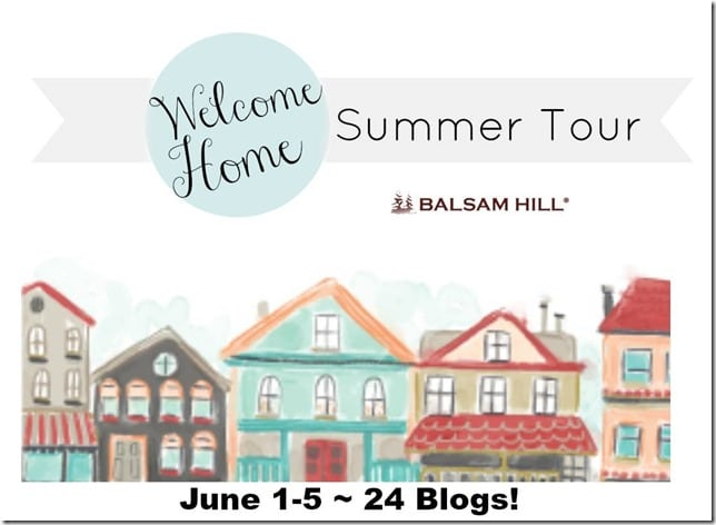Welcome Home Summer Tour with Balsam Hill