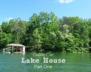We are building a lake our at Smith Mountain Lake, VA. Follow along as we share our progress. virginiasweetpea.com