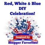 Red, White and Blue DIY Celebration! This collection of red, white and blue has something to inspire everyone.