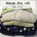 June 2015 Stitch Fix Review (Fix #25!)