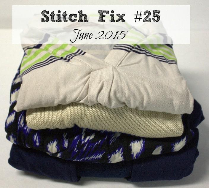 I kept all 5 items from my 25th Stitch Fix shipment. virginiasweetpea.com #stitchfix