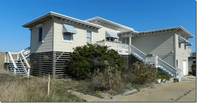 1946 Nags Head Oceanfront Beach House