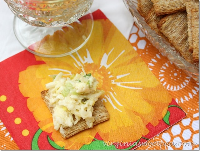 Lib Wilhelm's Cheese Slaw - This recipe is from a Roanoke caterer who worked for over 40 years.