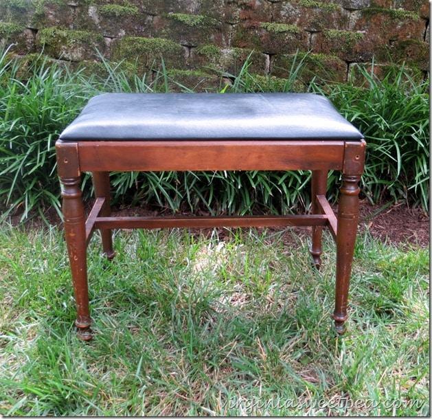 Vanity Table Before