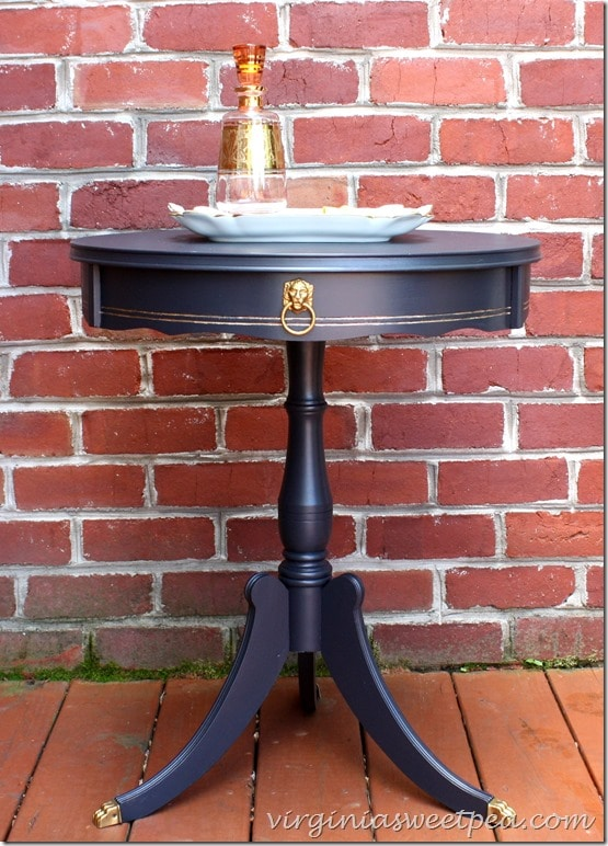 vintage-drum-table-makeover-1