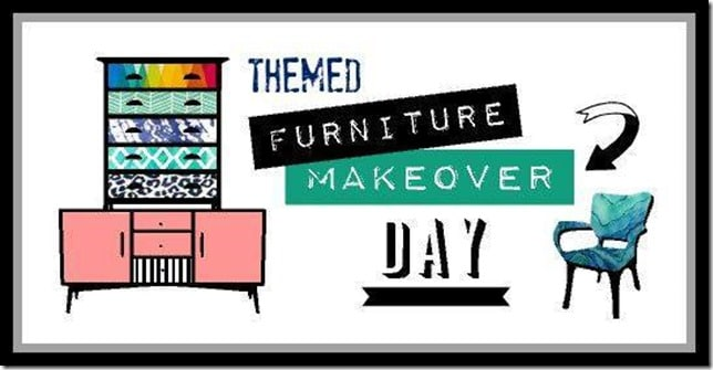 Themed Furiture Makeover Day