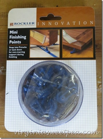 Rockler Mini Finishing Points
