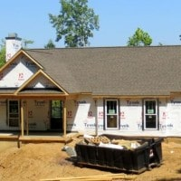 We are building a lake house at Smith Mountain Lake in Virginia. Slowly but surely progress is being made. virginiasweetpea.com