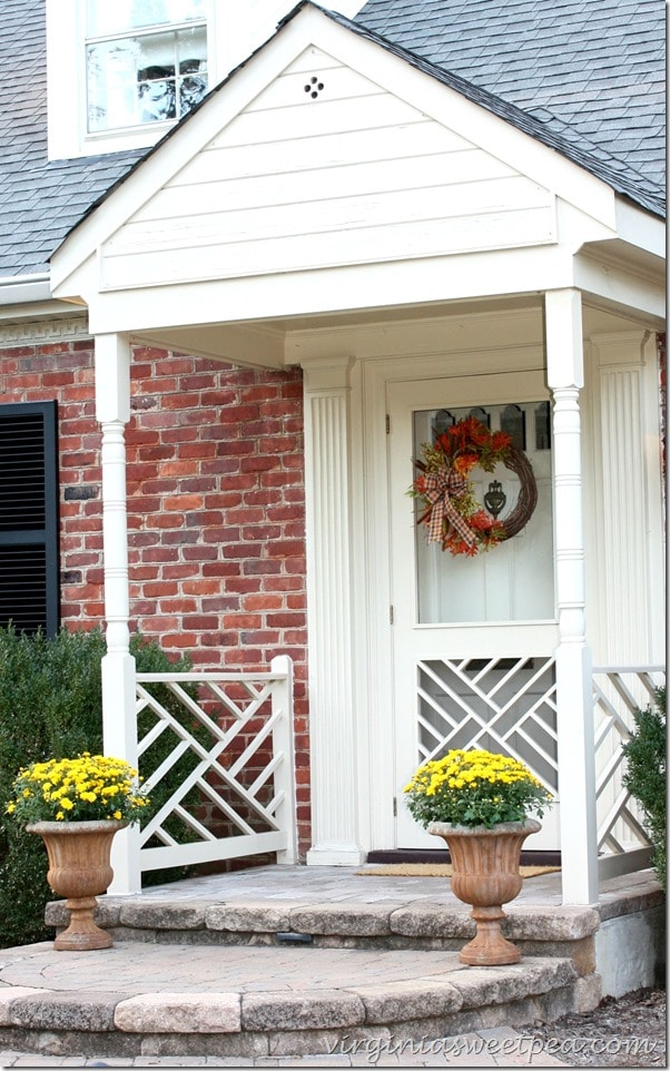Add Curb Appeal to Your Home with a Fall Wreath