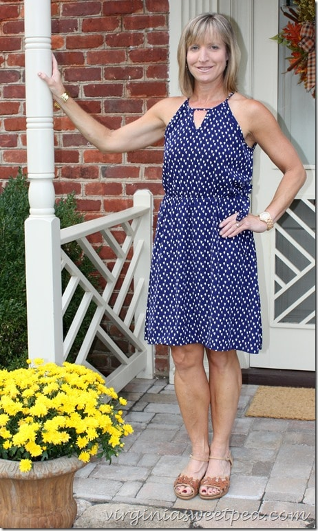September 2015 Stitch Fix - Pixley Jolene Dress