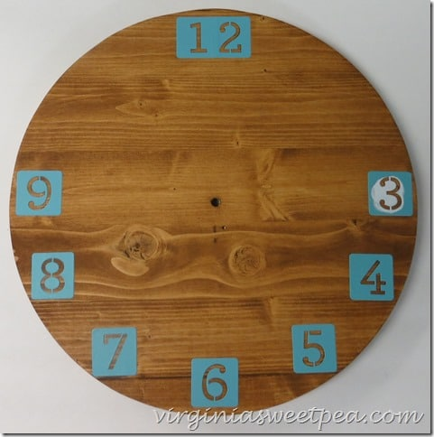How to Make a Wood Clock