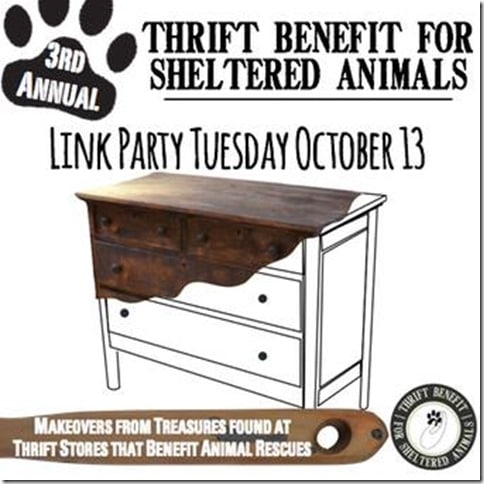 Thrift Benefit for Sheltered Animals