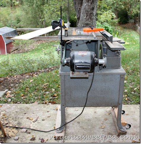 1950's Table Saw