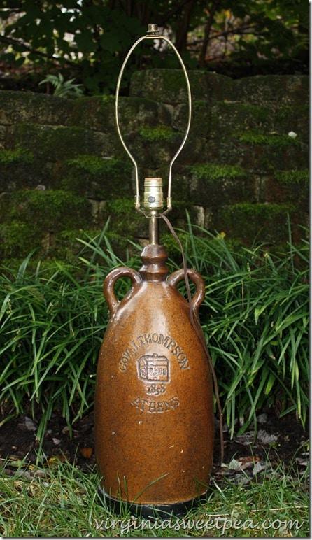 1968 Jug Lamp