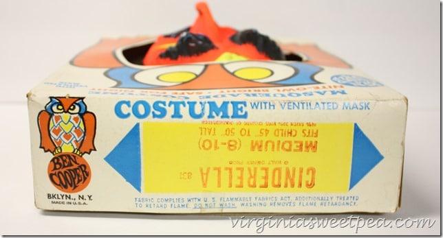 Ben Cooper 1970's Cindarella Costume