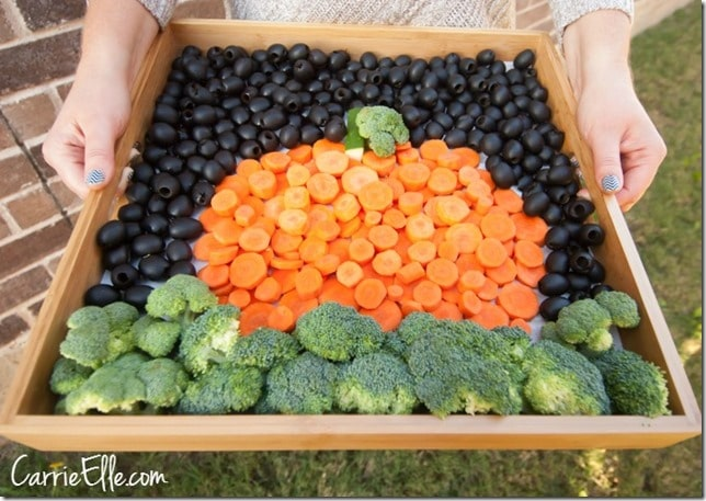 California-Olives-Creative-Veggie-Tray
