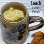 Lunch in Under a Minute with Progresso Soup Bistro Cups