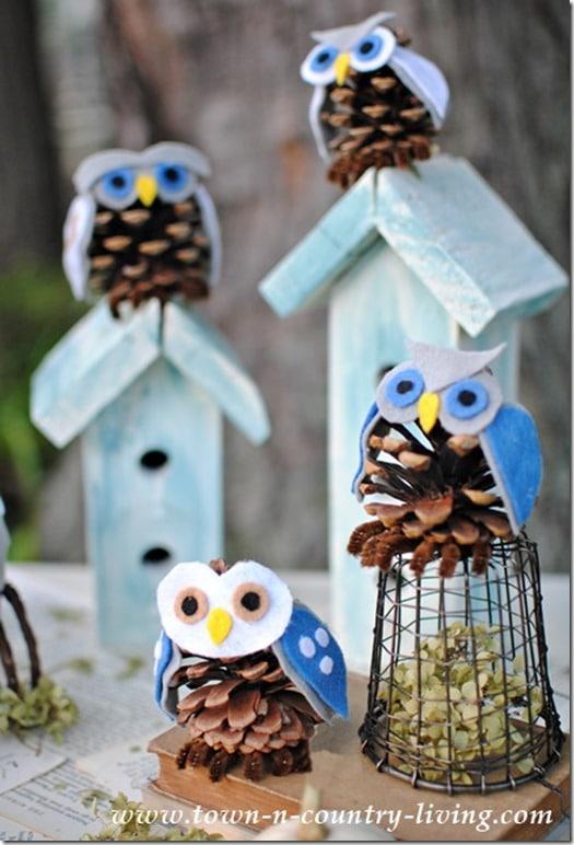 Pine-Cone-Owls-3
