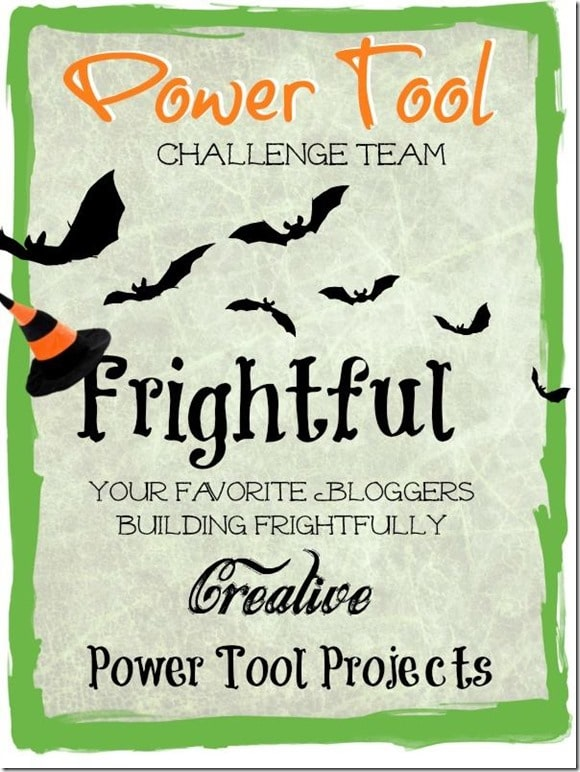 Power Tool Challenge for October - Frightful Theme
