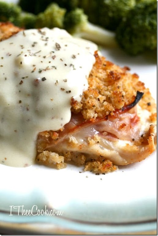 Shortcut Chicken Cordon Bleu4