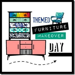 Themed Furiture Makeover Day2